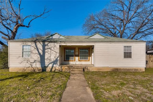 2724 Wingate Street, Fort Worth, TX 76107 (MLS #14000892) :: The Mitchell Group