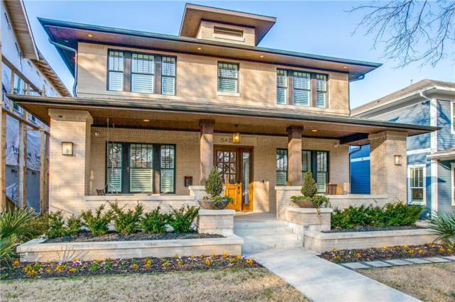 5427 Miller Avenue, Dallas, TX 75206 (MLS #14000926) :: Robbins Real Estate Group