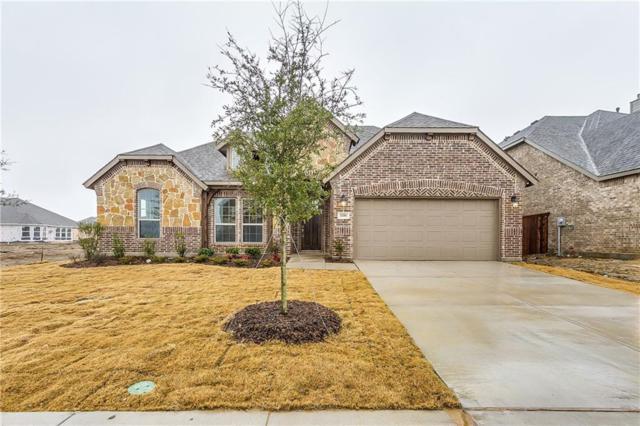 3206 Paxon Drive, Mansfield, TX 76084 (MLS #14000933) :: The Tierny Jordan Network