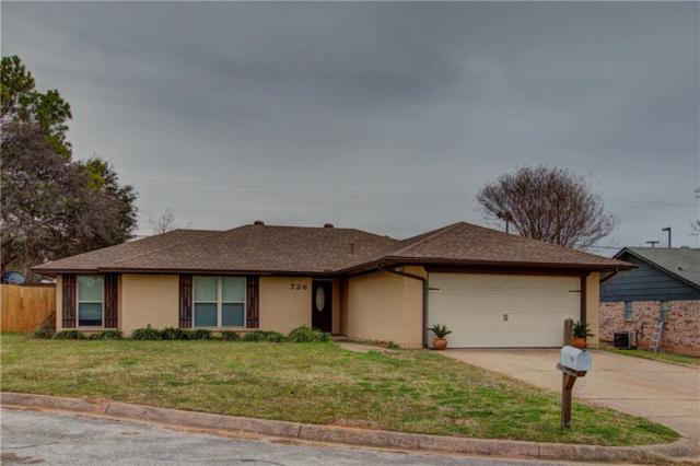 726 Danvers Lane, Mansfield, TX 76063 (MLS #14000955) :: The Tierny Jordan Network