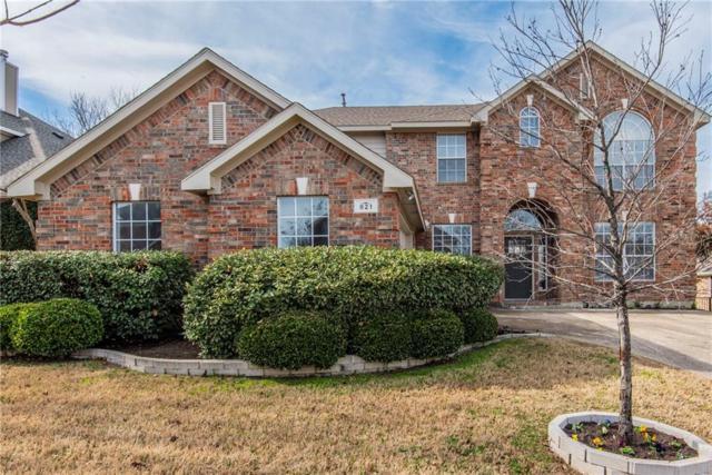 821 Palm Desert Drive, Garland, TX 75044 (MLS #14001018) :: Kimberly Davis & Associates