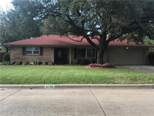 5708 Winifred Drive, Fort Worth, TX 76133 (MLS #14001181) :: Real Estate By Design