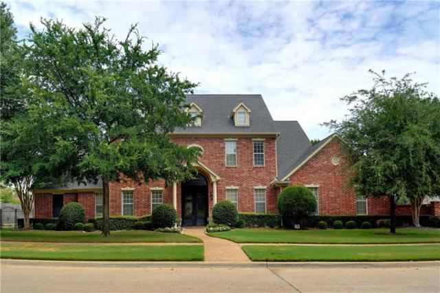 2806 Edgewood Lane, Colleyville, TX 76034 (MLS #14001270) :: The Mitchell Group