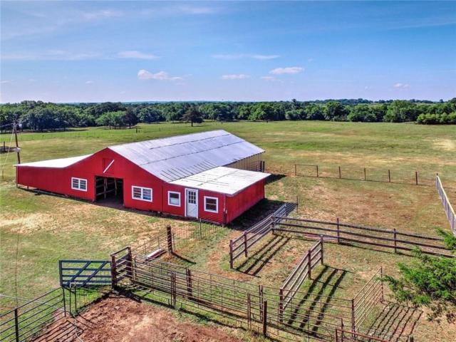 670 Hebron Road, Savoy, TX 75479 (MLS #14001284) :: Baldree Home Team