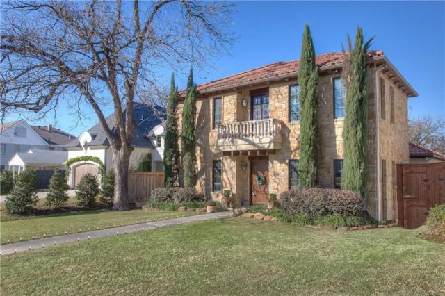3818 W 6th Street, Fort Worth, TX 76107 (MLS #14001300) :: RE/MAX Town & Country