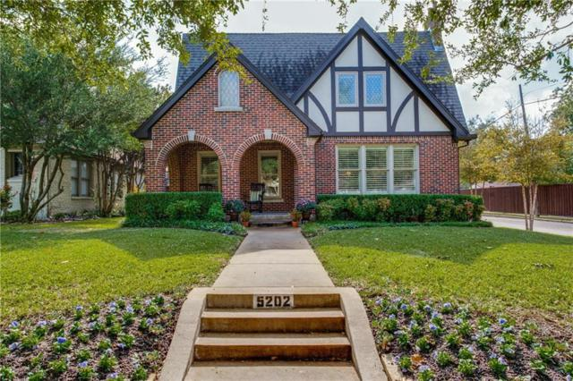 5202 Ridgedale Avenue, Dallas, TX 75206 (MLS #14001363) :: HergGroup Dallas-Fort Worth