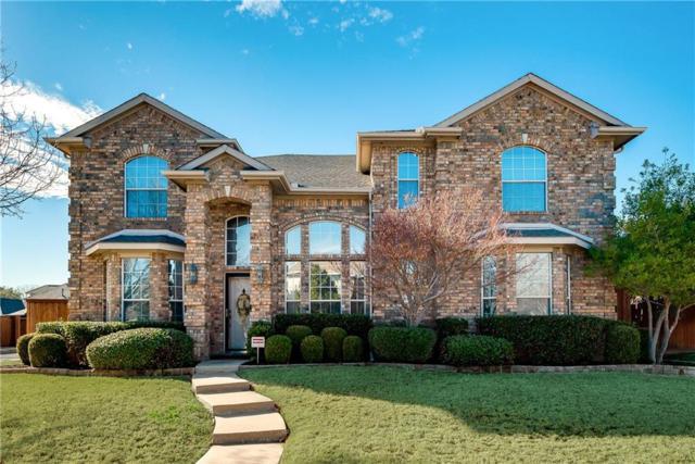 5101 Twilight Drive, Frisco, TX 75035 (MLS #14001420) :: Kimberly Davis & Associates