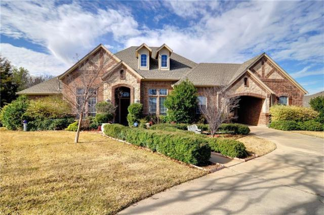 2424 Plantation Drive N, Burleson, TX 76028 (MLS #14001435) :: The Sarah Padgett Team