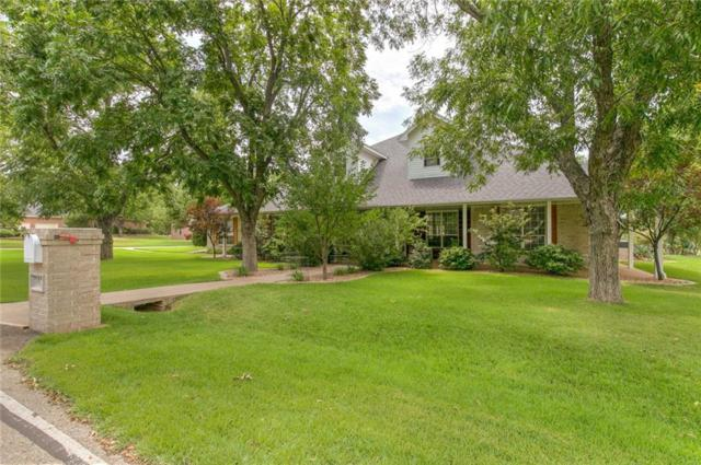 5401 E Final Approach Court, Granbury, TX 76049 (MLS #14001479) :: Robbins Real Estate Group