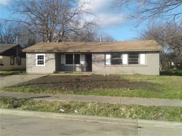 911 Edgedale, Dallas, TX 75232 (MLS #14001494) :: Frankie Arthur Real Estate
