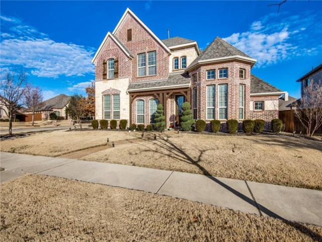 15816 Meadow Spring Drive, Frisco, TX 75035 (MLS #14001502) :: Frankie Arthur Real Estate