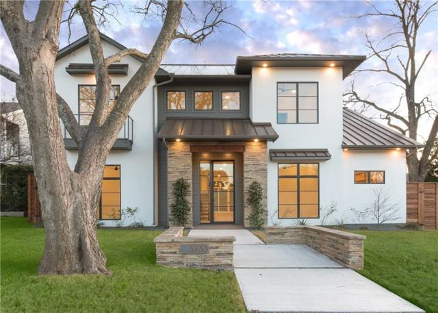 3233 Northwest Parkway, University Park, TX 75225 (MLS #14001622) :: Robbins Real Estate Group