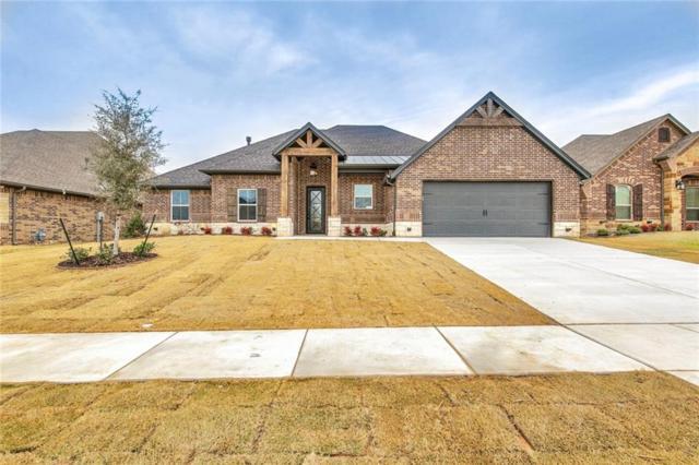 913 Pate Street, Granbury, TX 76048 (MLS #14001631) :: Magnolia Realty