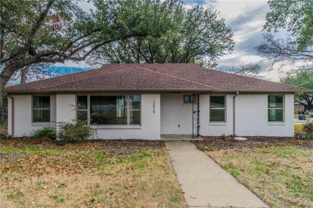 3829 Clayton Road W, Fort Worth, TX 76116 (MLS #14001633) :: Kimberly Davis & Associates