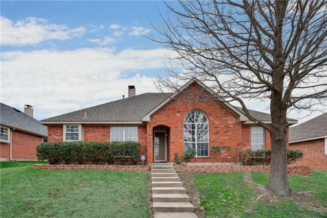 536 Valley View Drive, Lewisville, TX 75067 (MLS #14001668) :: Magnolia Realty