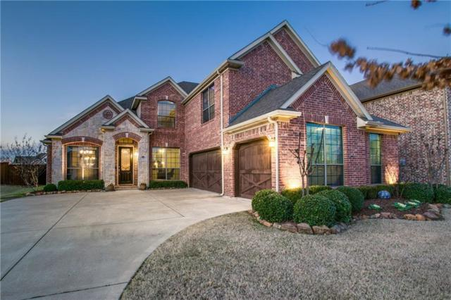 1970 Lewis Crossing Drive, Keller, TX 76248 (MLS #14001674) :: Kimberly Davis & Associates