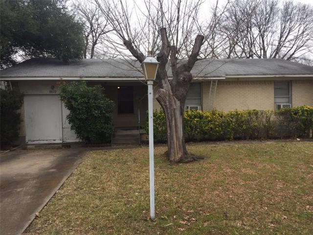 8822 Rustown Drive, Dallas, TX 75228 (MLS #14001712) :: RE/MAX Town & Country