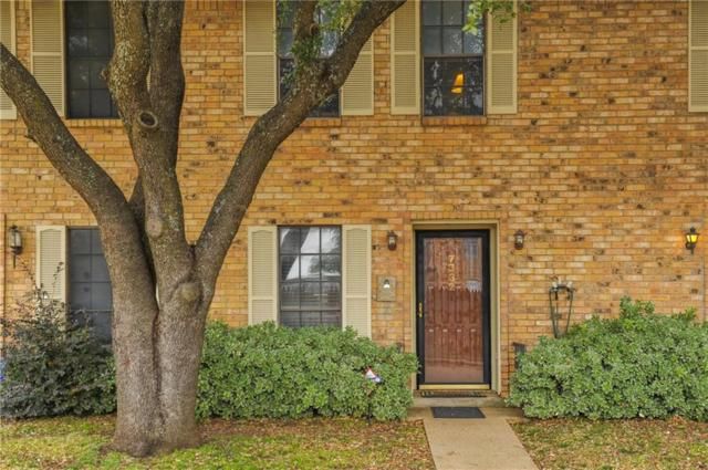 7332 Kingswood Circle, Fort Worth, TX 76133 (MLS #14001807) :: Baldree Home Team