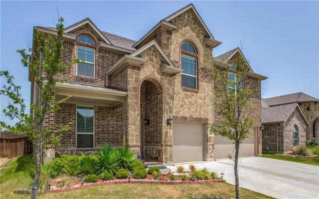 201 Derby Lane, Hickory Creek, TX 75065 (MLS #14001943) :: Baldree Home Team