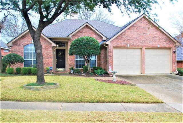 2200 Knob Hill Drive, Corinth, TX 76210 (MLS #14001969) :: Baldree Home Team