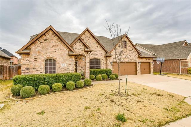 1135 Clairemont Lane, Burleson, TX 76028 (MLS #14001986) :: The Sarah Padgett Team