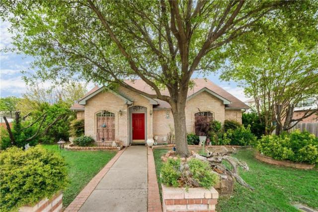 1400 Saint Gallen Lane, Lewisville, TX 75067 (MLS #14002105) :: Magnolia Realty