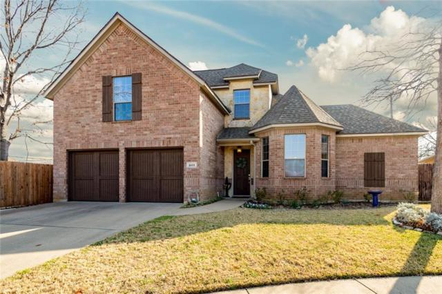 1601 Maxwell Court, Euless, TX 76039 (MLS #14002106) :: The Holman Group