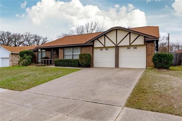 522 Live Oak Drive, Euless, TX 76040 (MLS #14002171) :: The Mitchell Group