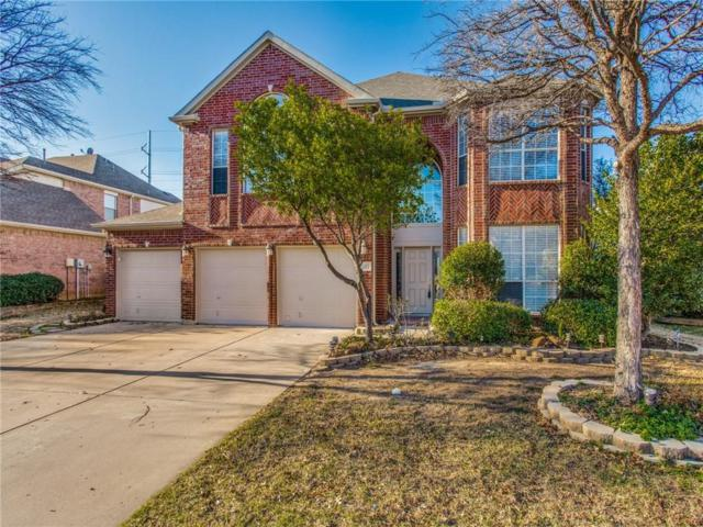 1605 Pine Hills Lane, Corinth, TX 76210 (MLS #14002198) :: Baldree Home Team