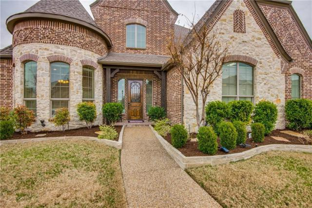 1260 Clipston Drive, Prosper, TX 75078 (MLS #14002206) :: Kimberly Davis & Associates