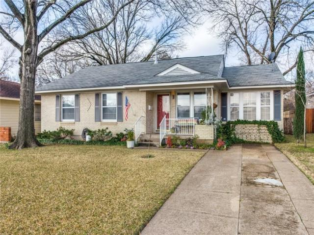 11725 Neering Drive, Dallas, TX 75218 (MLS #14002248) :: RE/MAX Town & Country