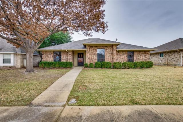 1757 Clydesdale Drive, Lewisville, TX 75067 (MLS #14002281) :: Real Estate By Design
