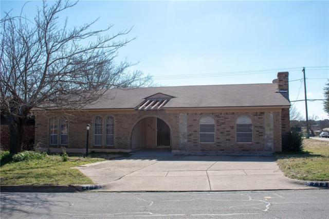 3713 Cibolo Drive, Fort Worth, TX 76133 (MLS #14002294) :: Real Estate By Design