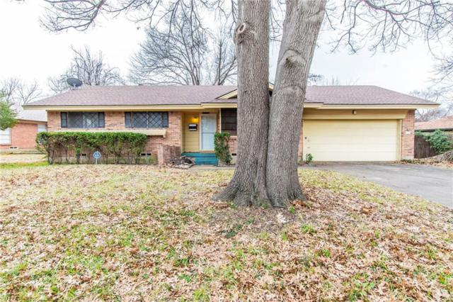 5652 Meadowick Lane, Dallas, TX 75227 (MLS #14002308) :: Kimberly Davis & Associates