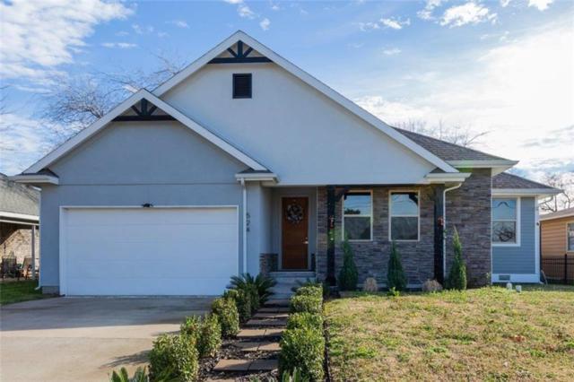 524 Mimosa Street, Irving, TX 75061 (MLS #14002312) :: Magnolia Realty