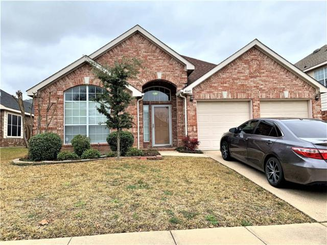 4641 Seneca Drive, Fort Worth, TX 76137 (MLS #14002349) :: Real Estate By Design
