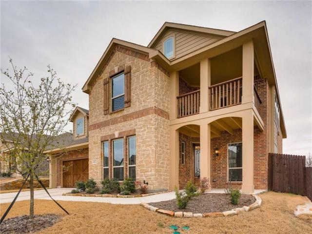 452 Sagebrush Drive, Aledo, TX 76008 (MLS #14002386) :: The Gleva Team