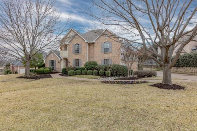806 Timber Lake Circle, Southlake, TX 76092 (MLS #14002395) :: The Heyl Group at Keller Williams
