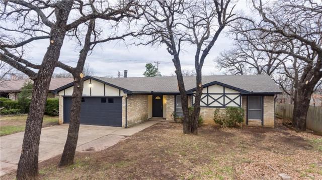 4214 Vidalia Drive, Arlington, TX 76016 (MLS #14002436) :: The Mitchell Group