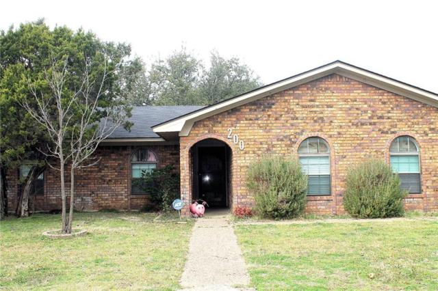 200 Mockingbird Street, Glen Rose, TX 76043 (MLS #14002438) :: Potts Realty Group