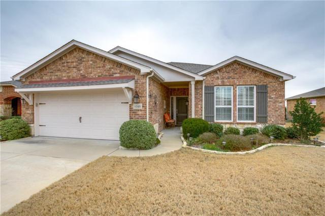 1043 Centennial Mill Lane, Frisco, TX 75036 (MLS #14002448) :: Kimberly Davis & Associates