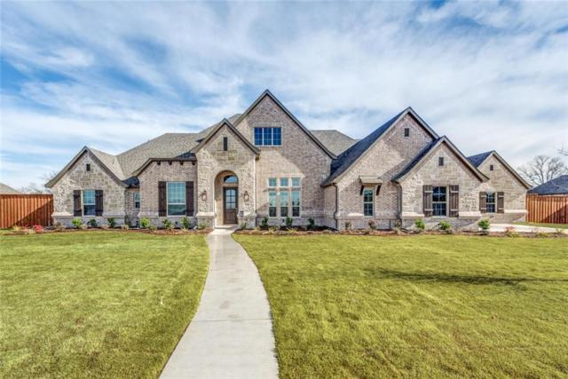 1920 Cattle Drive, Prosper, TX 75078 (MLS #14002509) :: Kimberly Davis & Associates