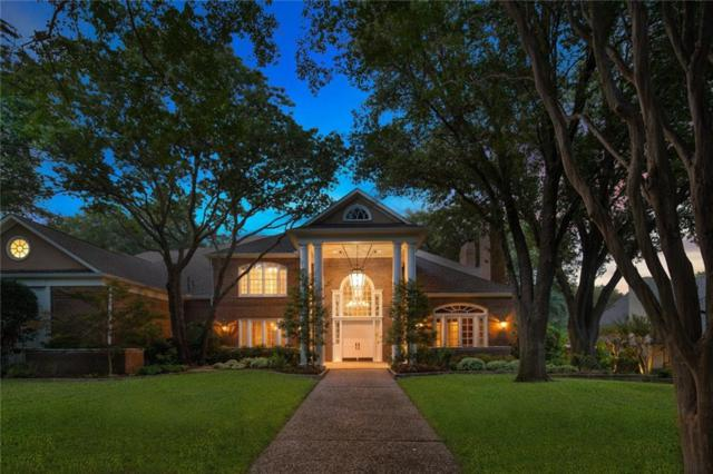 5605 Bent Tree Drive, Dallas, TX 75248 (MLS #14002595) :: RE/MAX Landmark
