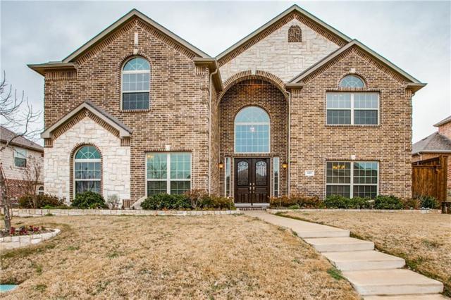 610 Arcadia Way, Rockwall, TX 75087 (MLS #14002609) :: Baldree Home Team