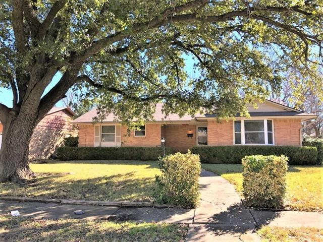 11016 Cotillion Drive, Dallas, TX 75228 (MLS #14002679) :: The Heyl Group at Keller Williams