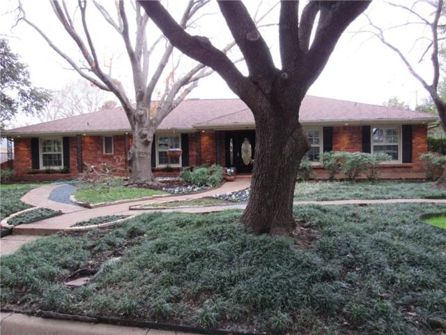 4508 Briarhaven Road, Fort Worth, TX 76109 (MLS #14002686) :: The Mitchell Group