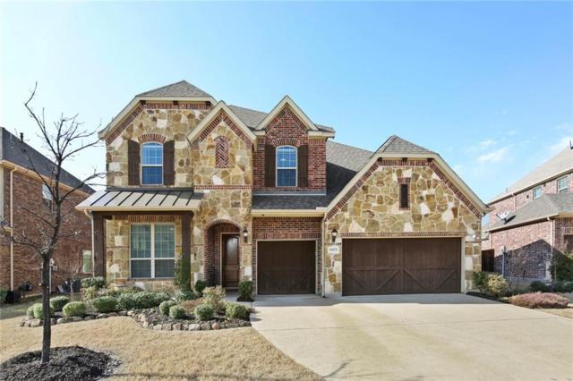 12271 Audrianna Drive, Frisco, TX 75033 (MLS #14002701) :: Vibrant Real Estate