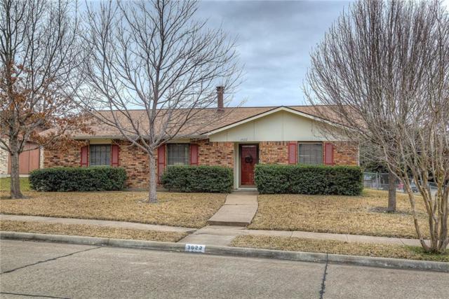 3622 Dumas Trail, Garland, TX 75043 (MLS #14002721) :: Team Tiller