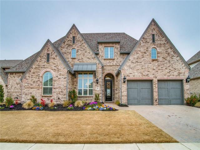 4150 Brazoria Drive, Prosper, TX 75078 (MLS #14002724) :: Kimberly Davis & Associates