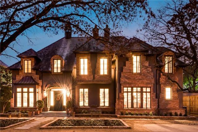 8923 Devonshire Drive, Dallas, TX 75209 (MLS #14002806) :: HergGroup Dallas-Fort Worth